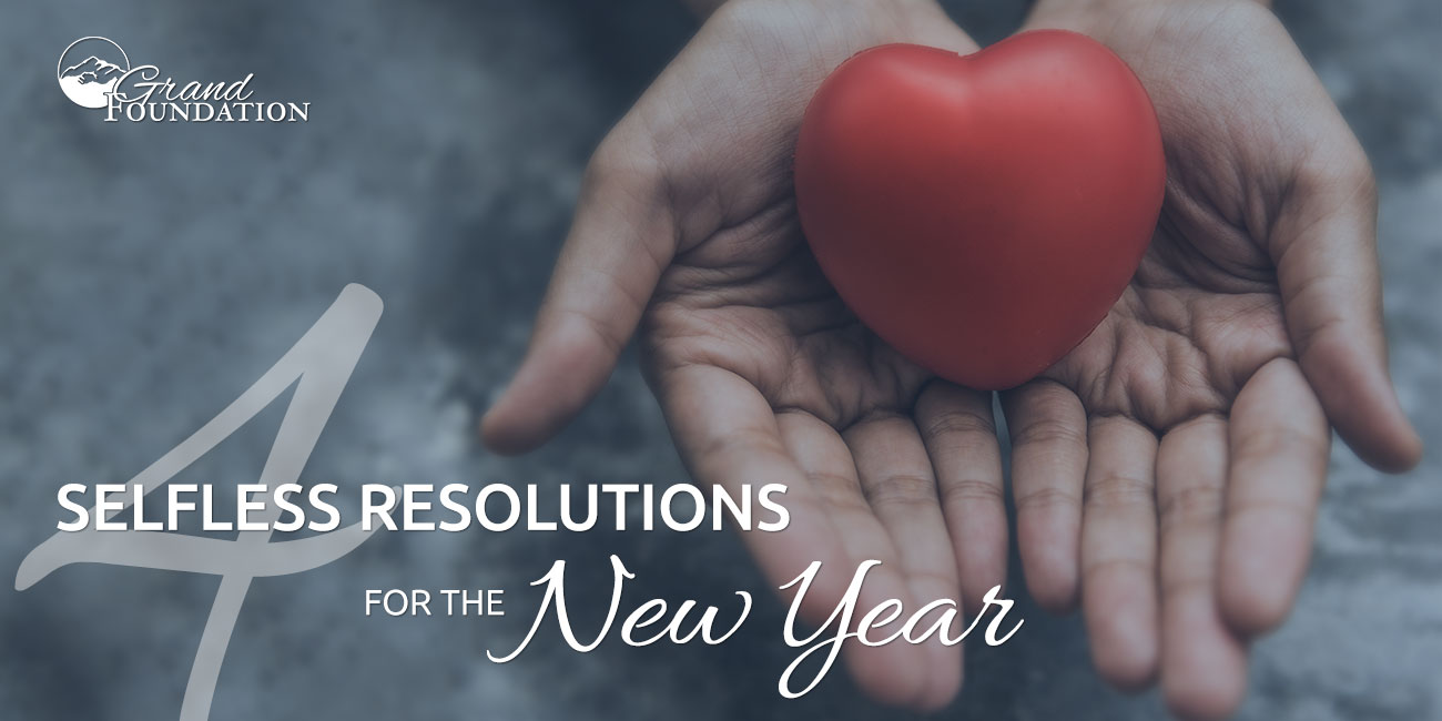 4 Selfless Resolutions for the New Year